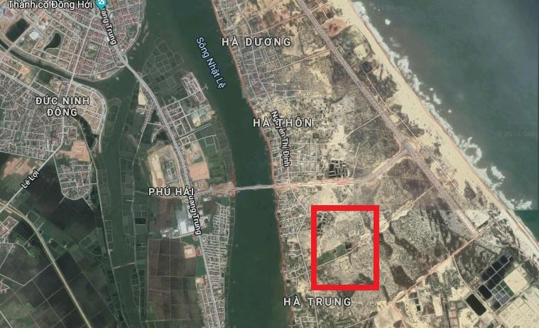 Quảng Bình: Duyệt quy hoạch 1/500 Khu đô thị HADALAND Bảo Ninh Green City tri tri hadaland bao ninh green city  1571423329