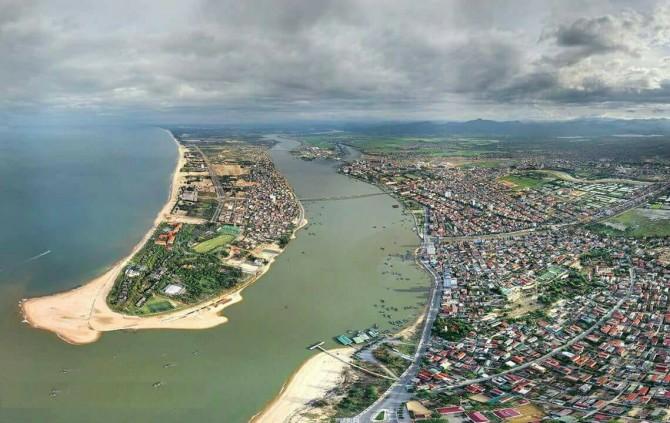 """Đất Xanh Group, Vinaconex 3 và Vinaconex """"chia"""" dự án 3.100 tỷ tại bán đảo Bảo Ninh xa bao ninh 1571334479"""