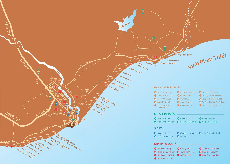 Bình Thuận bổ sung 18 khu vực phát triển đô thị với diện tích 15.539ha binh thuankdl1 1572603867