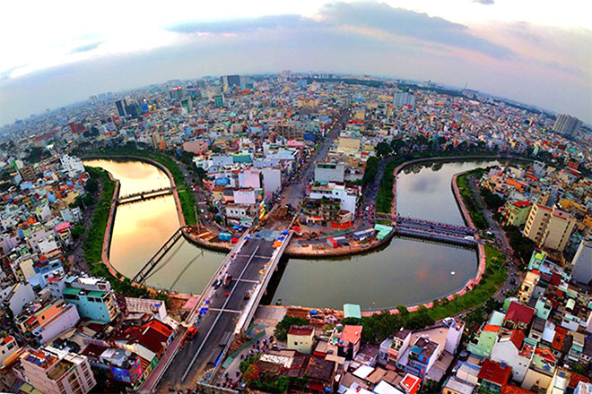 Đô thị Việt Nam đang đối mặt nhiều thách thức do thi viet nam dang doi mat nhieu thach thuc 1573340516