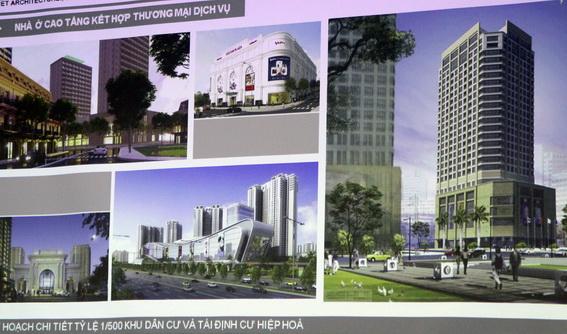 Đồng Nai: Duyệt quy hoạch 1/500 khu dân cư gần 29ha ở Biên Hòa quy hoach khu dan cu tai dinh cu hiep hoa thuoc xa hiep hoa 1573667136