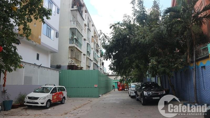TPHCM chấp thuận chủ trương xây dựng lại Lô E chung cư 518 đường Võ Văn Kiệt e chung cu 518 vo van kiet 1574071389