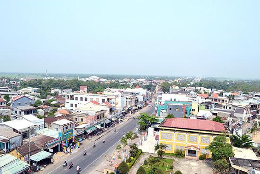 Quảng Nam có thêm khu đô thị hơn 25ha quang nam co them khu do thi hon 25ha 1574333813