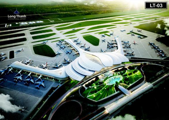 Chính phủ lựa chọn nhà đầu tư sân bay Long Thành phoicanhlongthanh 1574802037