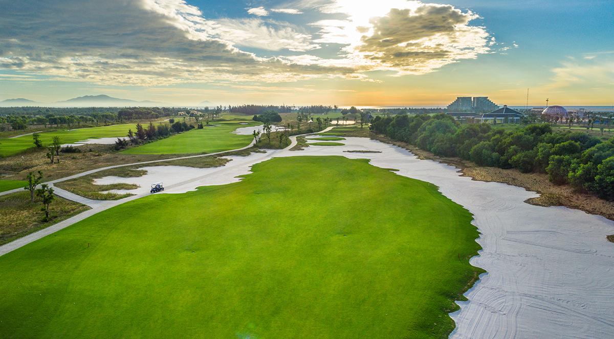 Duyệt chủ trương 2 sân golf Vinpearl Quảng Nam và Sân golf Lào Cai vpgnamhoian 1575717584