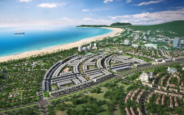 Bất động sản nghỉ dưỡng ven biển làn sóng bùng nổ mới