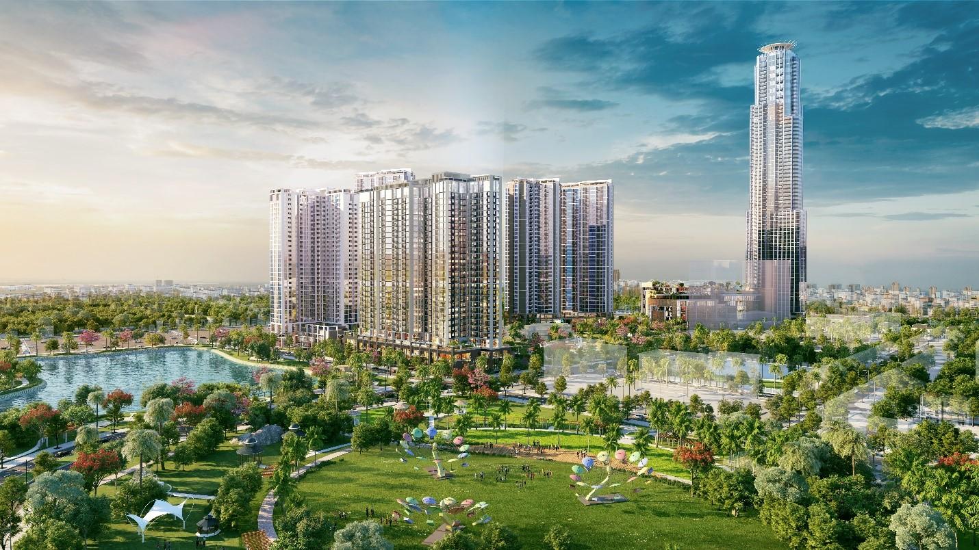 Eco Green Saigon chính thức ra mắt tòa căn hộ giữa lòng công viên eco green saigon 1576148259
