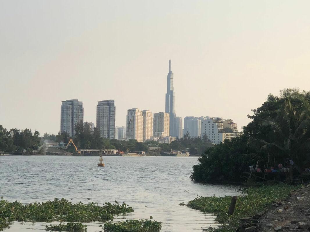 TP.HCM: Hệ số bồi thường đất nông nghiệp dự án nâng cấp luồng sông Sài Gòn lên đến 30 lần phuonghiepbinhchanhvensongsaigon 1576922628