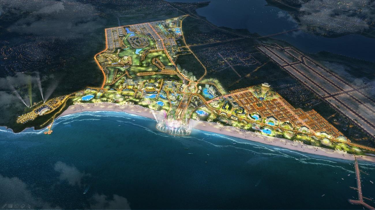Top 10 dự án có quy mô lớn năm 2019