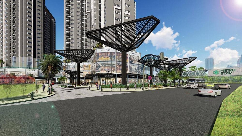 Shophouse Metro Star kết nối trực tiếp với ga Metro 10 khuấy động thị trường khu Đông