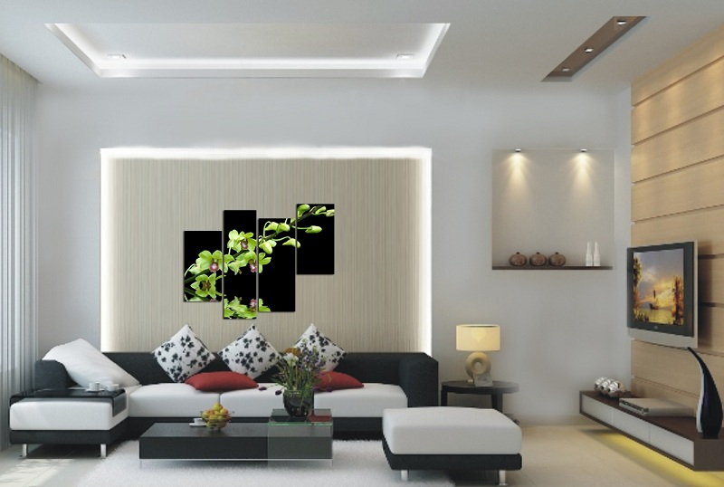 Trang trí nội thất nhà cấp 4 đẹp - CafeLand.Vn