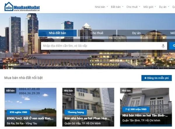 Mô hình mua nhà online ở Mỹ