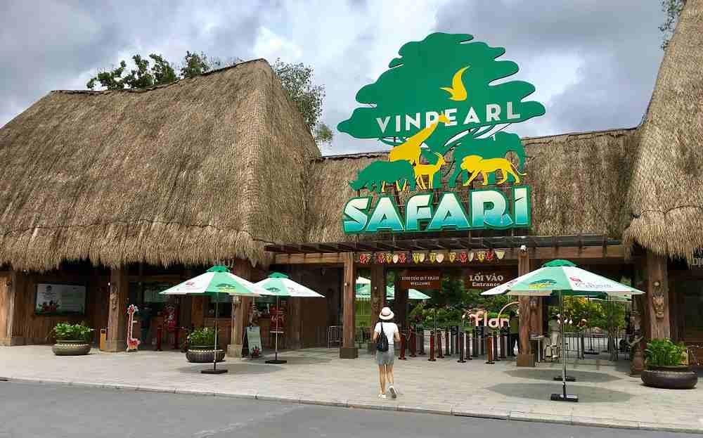 Vingroup đề xuất làm khu sinh thái Vinpearl Safari hơn 1.100ha ở Quảng Ninh