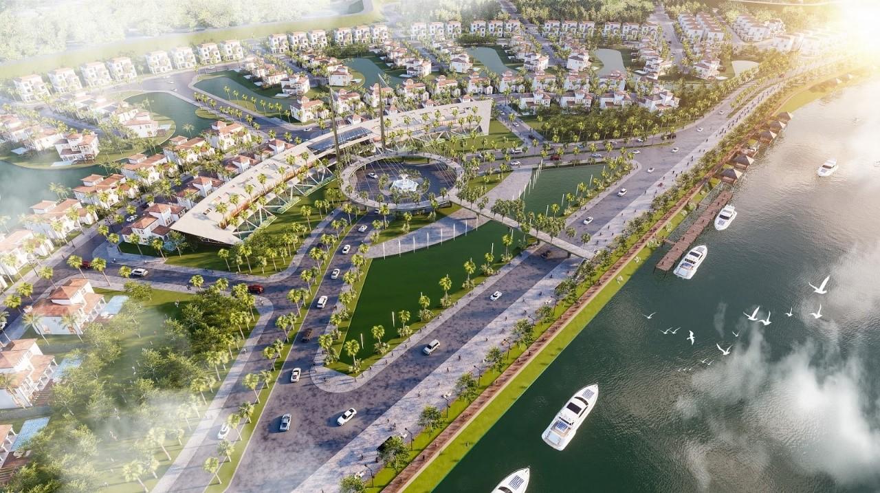Bất động sản Tây Bắc Thủ đô bật tăng mạnh nhờ mở đường