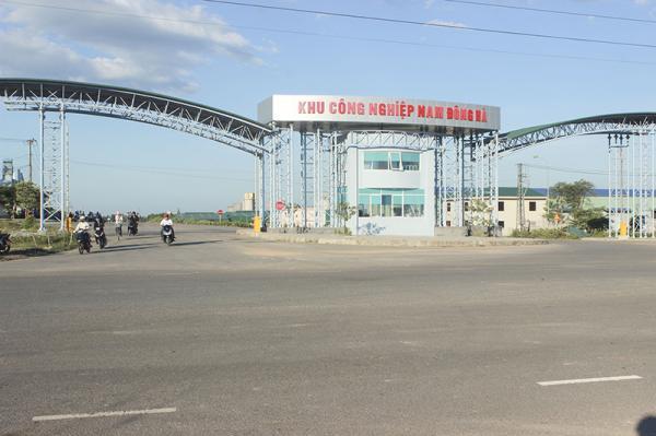 Bổ sung khu công nghiệp Quảng Trị gần 500ha vào quy hoạch
