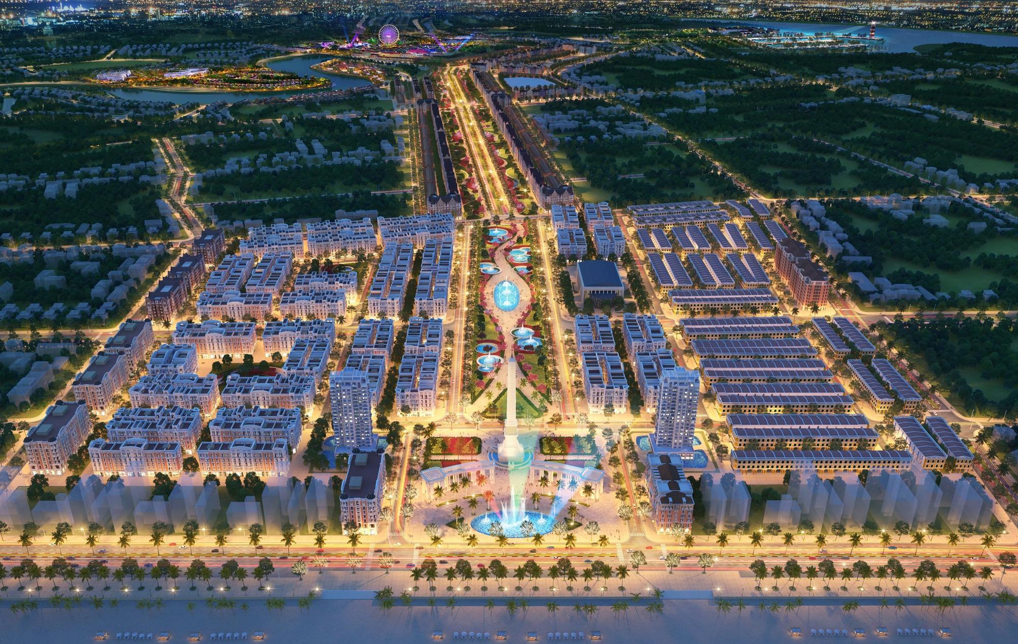 Sun Grand Boulevard Sầm Sơn - Đại lộ đi đến tương lai 1200704337