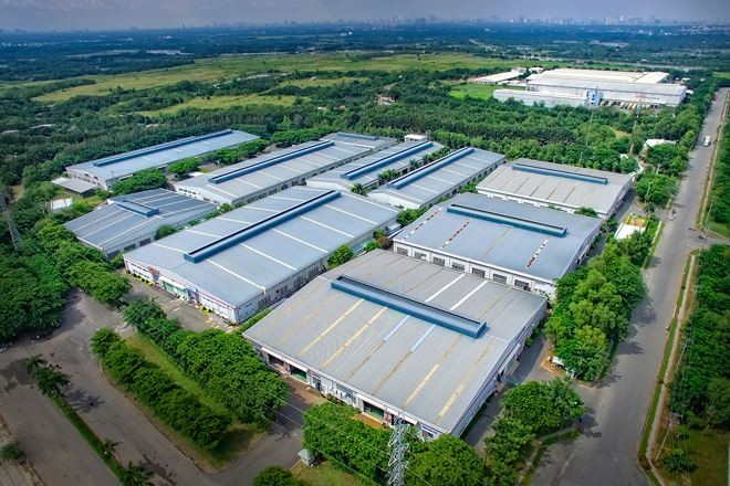 Bổ sung 3 KCN hơn 1300ha ở Long An vào quy hoạch