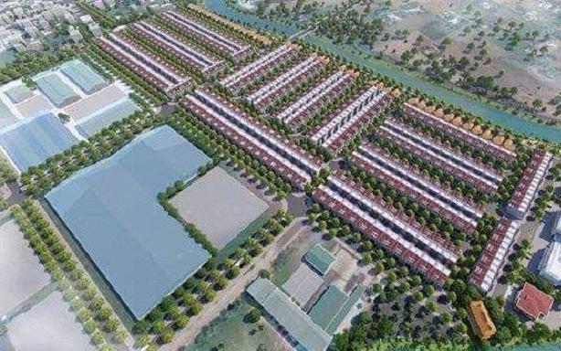 Dự án khu đô thị hơn 1.000 tỉ đồng ở Vinh mời đầu tư