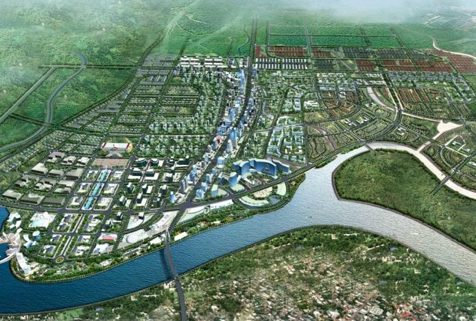 Hải Phòng: Dừng khảo sát, nghiên cứu đầu tư dự án khu đô thị gần10.000 tỉ đồng của Vinhomes