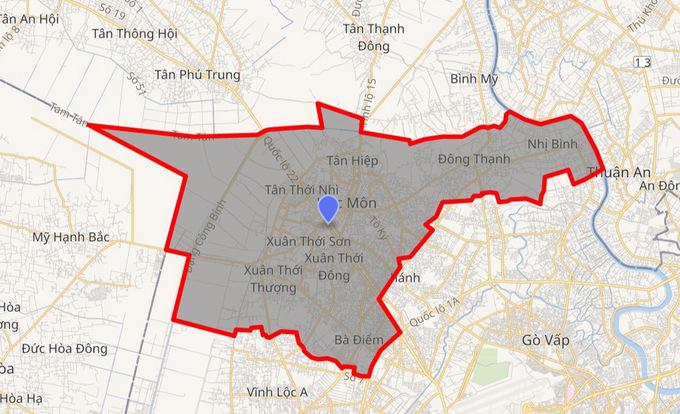 Đầu tư bất động sản gì ở 5 huyện ven đô sẽ lên quận?