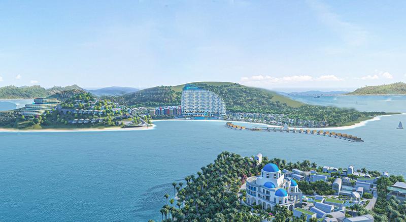 Phú Yên sắp có 2 tổ hợp du lịch nghỉ dưỡng trị giá gần 2.200 tỉ đồng