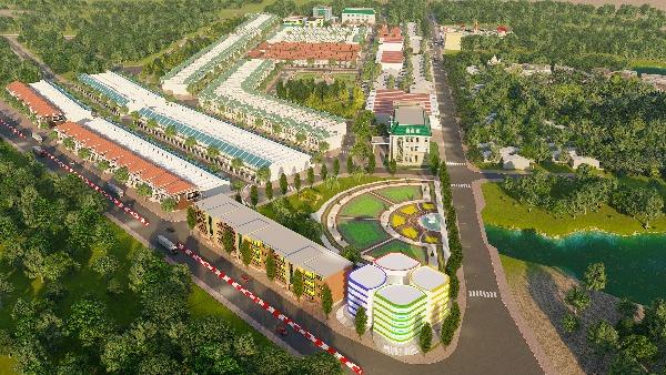 Dự án gần 400 tỉ ở An Nhơn, Bình Định tìm nhà đầu tư