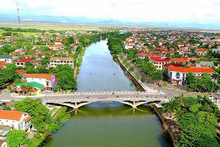 Quảng Bình sẽ có khu phát triển đô thị 770ha