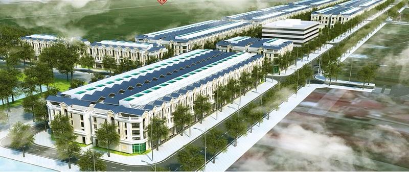 Bắc Giang đấu thầu chọn nhà đầu tư cho khu đô thị mới phía Tây Dĩnh Trì [NEW]