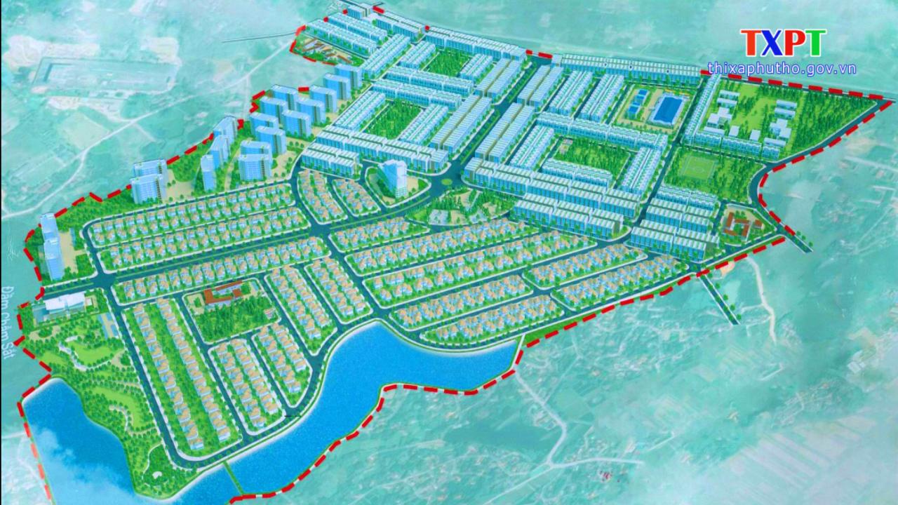Hai dự án nhà ở hơn 1.700 tỉ ở Phú Thọ kêu gọi đầu tư [NEW]