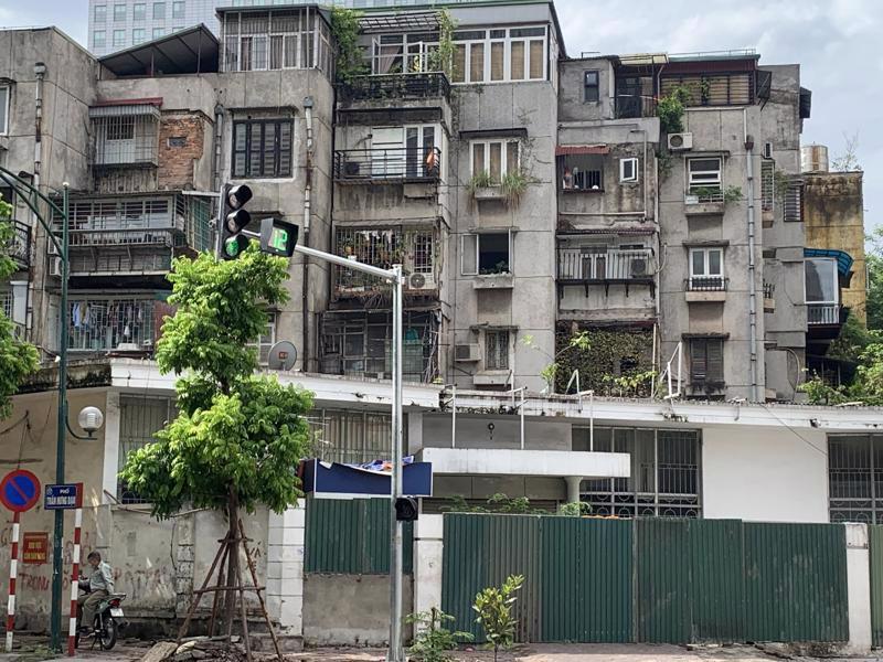 Bồi thường 1 - 2 lần diện tích sử dụng căn hộ cũ khi xây dựng lại chung cư [NEW]