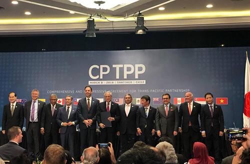 CPTPP chính thức có hiệu lực với Việt Nam từ ngày 14/1/2019