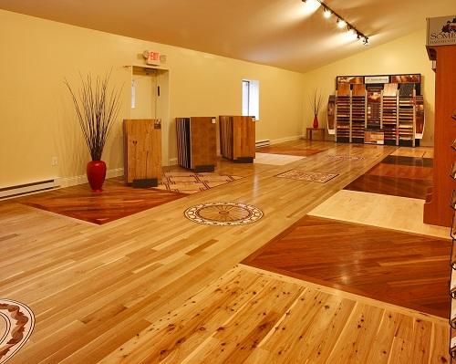 Kinh nghiệm lựa chọn sàn gỗ tự nhiên - CafeLand.Vn