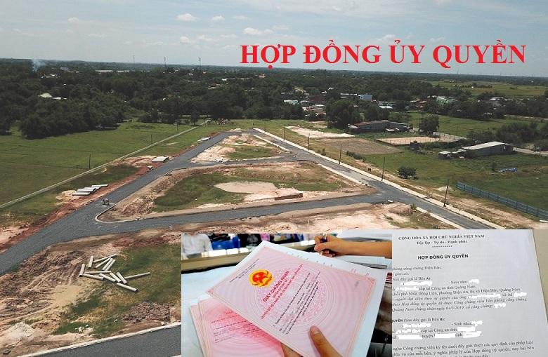 Cẩn thận khi mua bán nhà đất qua hợp đồng ủy quyền
