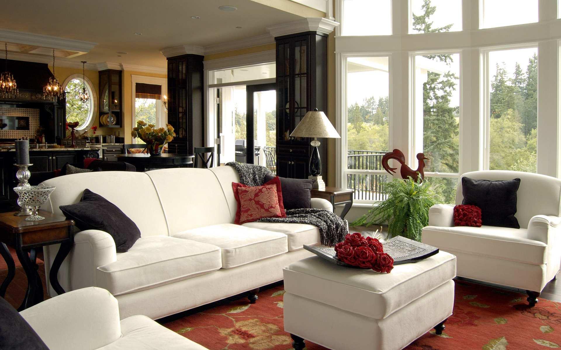 Bài trí sofa mang lại thịnh vượng cho gia chủ