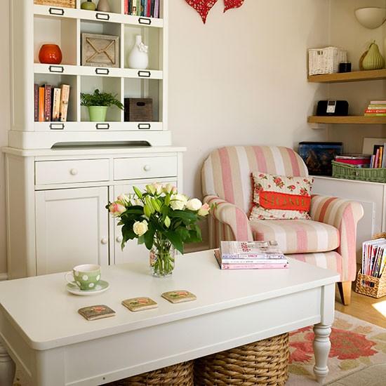 10 ý tưởng cho phòng khách tươi trẻ