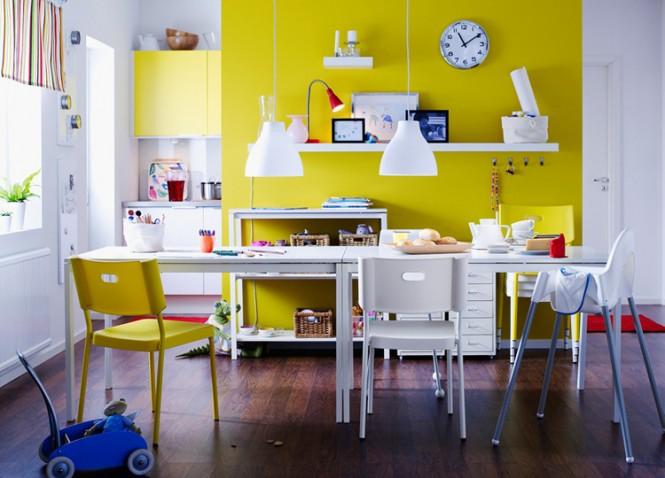 Màu sắc hợp phong thủy giúp cân bằng không gian sống nhà bạn