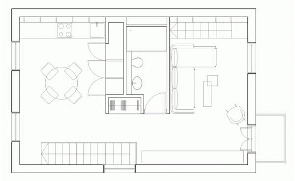 Bài trí gác xép để có không gian sống thoải mái 15