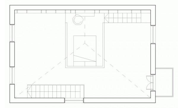 Bài trí gác xép để có không gian sống thoải mái 16