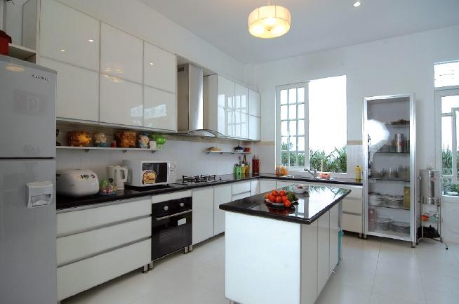 151324baoxaydung 03 1409310850 Một số nguyên tắc phong thủy cần tránh khi thiết kế nhà bếp
