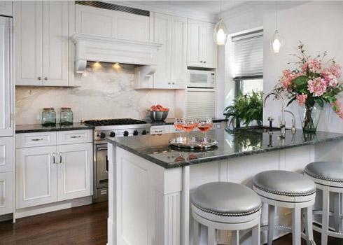 151326baoxaydung 218 1409310951 Một số nguyên tắc phong thủy cần tránh khi thiết kế nhà bếp