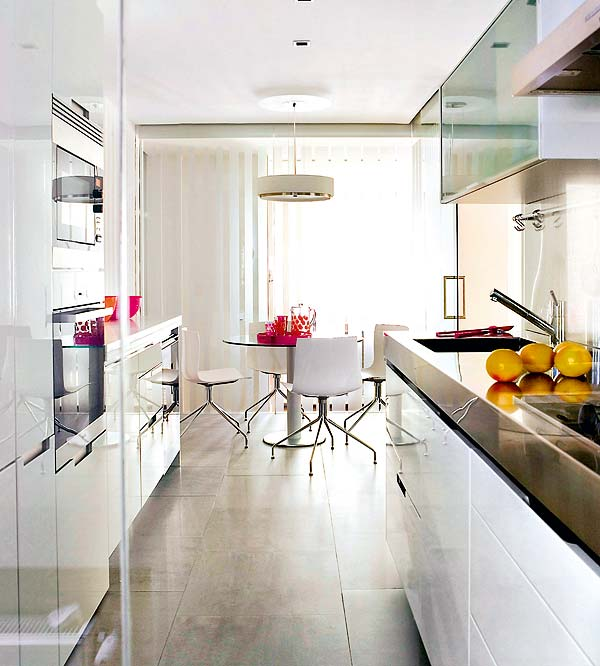 151327baoxaydung image001 1409310968 Một số nguyên tắc phong thủy cần tránh khi thiết kế nhà bếp