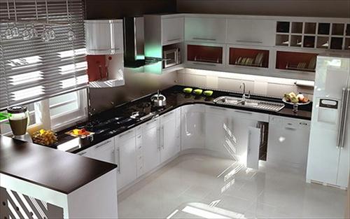 064851baoxaydung 3 1411207088 Những lưu ý khi chọn hướng đặt bếp gia đình nhà bạn