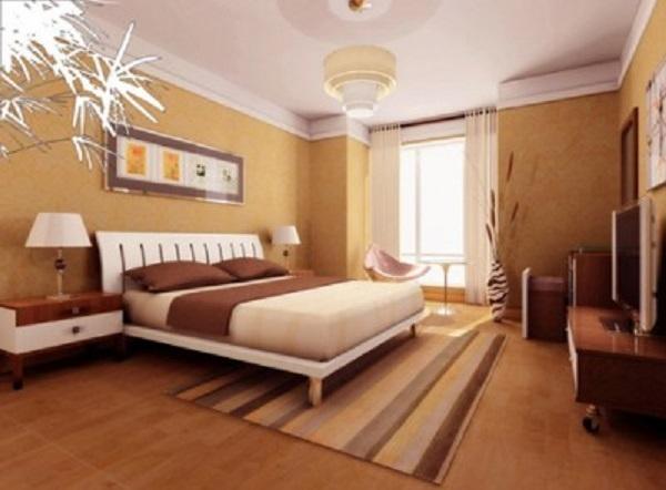 ke giuong ngu theo phong thuy giadinhonlinevn6122024 1417856966 Kê giường ngủ sát góc hay giữa phòng là hợp phong thủy?