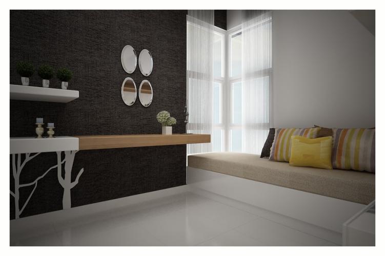 Nội thất đơn giản cho căn hộ hiện đại