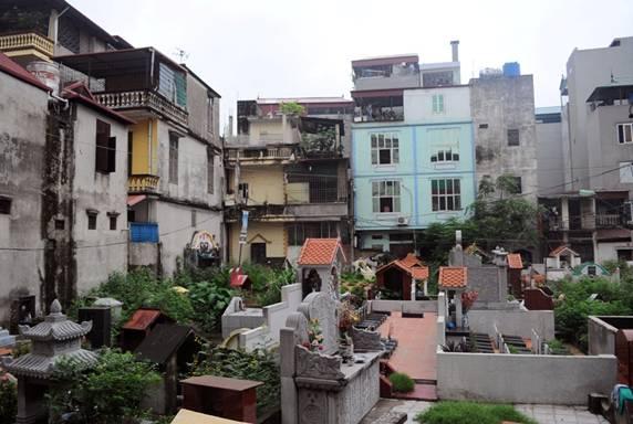 093443baoxaydung image001 1421235230 Tìm hiểu về tác hại khi làm nhà gần nghĩa địa