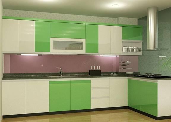 090621baoxaydung 2 1422271813 Chọn màu sơn bếp hợp phong thủy, mang thêm tài lộc vào nhà