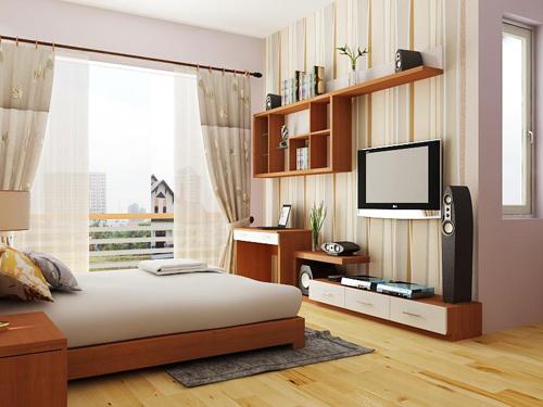 105705baoxaydung image001 1429788866 Những vị trí tuyệt đối không nên đặt giường ngủ