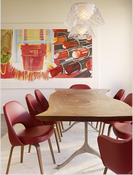 Các mẫu bàn ăn đẹp và tiện dụng