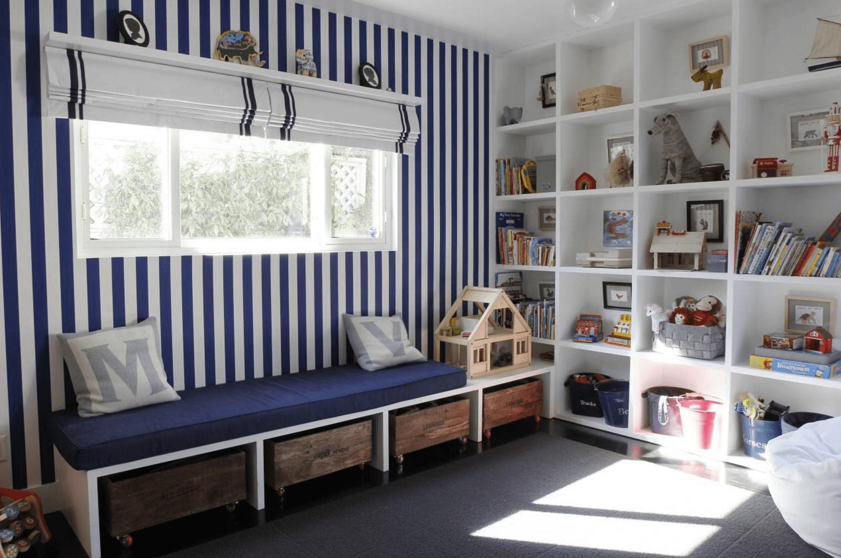 Cách bố trí phòng ngủ chung cho trẻ em