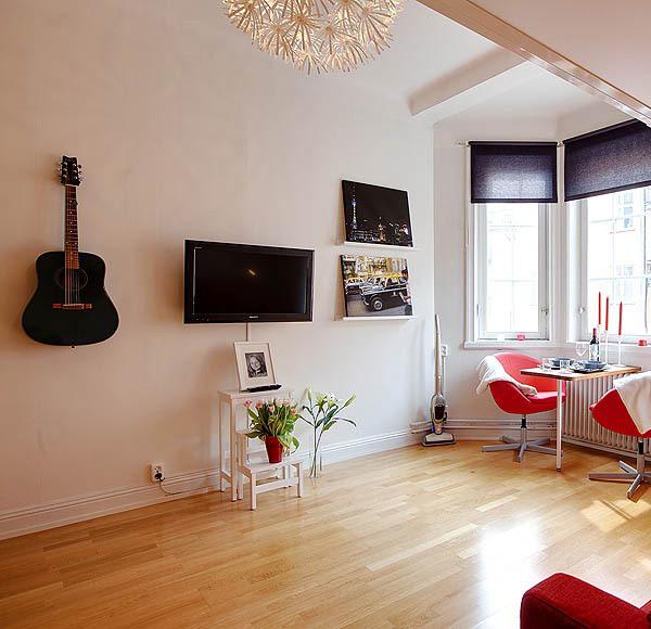 Căn hộ 21 m2 đẹp khó tin